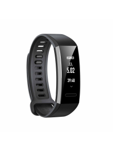 Huawei Band 2 Pro Wristband activity tracker PMOLED Senza fili Nero