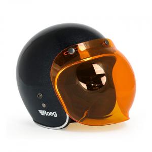 Roeg Bubble visor orange 0