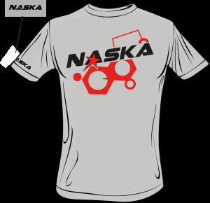 Maglietta Naska serotonina melange - Alberto Naska