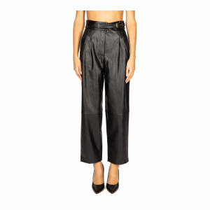 PANTALONE IN SIMILPELLE