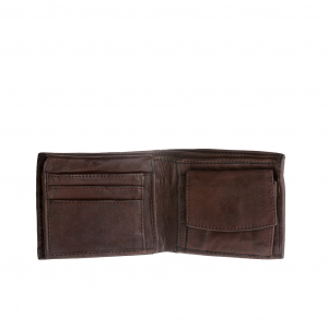 DuDu Timeless - Wallet - Cocoa Brown