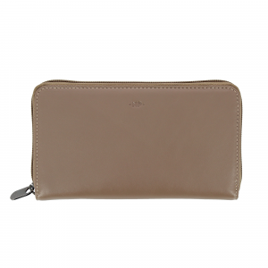 Nuvola Pelle Nappa - Ginette - Taupe