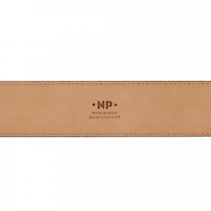 Nuvola Pelle Nappa - Gage - Nero