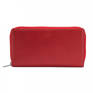 Nuvola Pelle Nappa - Polly  - Rosso