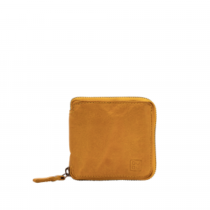 DuDu Timeless - Wallet  - Saffron Yellow