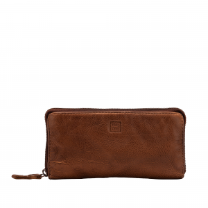 DuDu Timeless - Wallet  - Onyx Brown