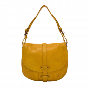 DuDu Timeless - Bag  - Saffron Yellow