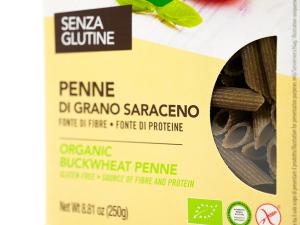 Penne di grano saraceno
