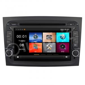 Autoradio navigatore Fiat Doblo 2016, 2017 GPS DVD USB SD Bluetooth