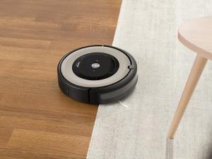 iRobot Roomba e5152 aspirapolvere robot Senza sacchetto Nero, Copper colour