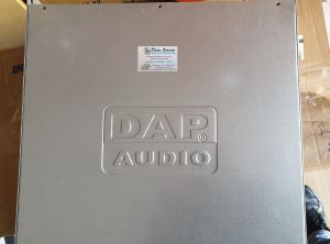 AMPLIFICATORE DAP AUDIO A 100V