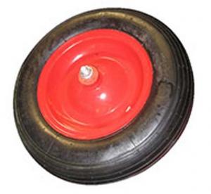 Ruota pneumatica asse corto