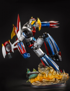 Statua: UFO Robot Grendizer - Ultra Collector Edition HQS+ by TSUME