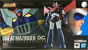 Soul of Chogokin GX-73SP Great Mazinger D.C.TV anime color version