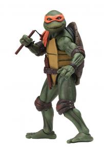 Teenage Mutant Ninja Turtles Movie 1990 Serie 1 by Neca