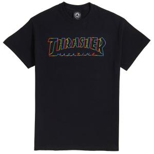 T-Shirt Thrasher Spectrum Tee