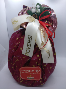 Pandoro Ricetta Classica Roversi 750 gr.- Spedizione Gratuita