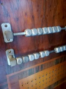 Portastecche da biliardo vintage