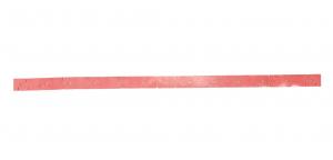 T 5 Gomma Tergipavimento ANTERIORE per lavapavimenti TENNANT - (Tergi da 800)