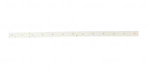T 5 Gomma Tergipavimento ANTERIORE Optional per lavapavimenti TENNANT - (Tergi da 800)