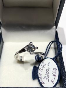 Anello Diamante 0.48 ct