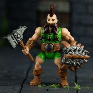 Battle Tribes: THUNDER BERSERKER by Spy Monkey Creations