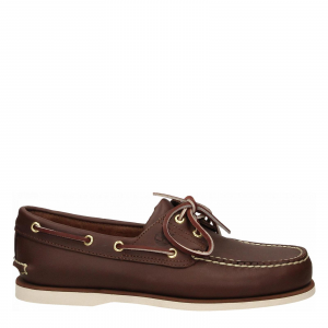 MEN'S 2 EYE BOAT SHOES