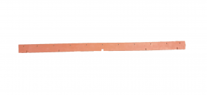 SABER COMPACT QSC 17 Gomma Tergipavimento ANTERIORE per lavapavimenti WINDSOR