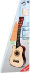 Chitarra in legno naturale
