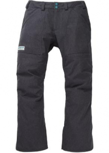 Pantaloni Snowboard Burton Gore-Tex Ballast Denim
