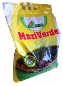 Concime Maxiverde per tappeti erbosi kg. 10