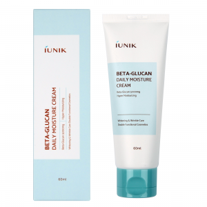 Daily Moisture Cream Beta-Glucan-IUNIK