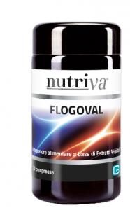 NUTRIVA FLOGOVAL INTEGRATORE ARTICOLAZIONI 30 COMPRESSE