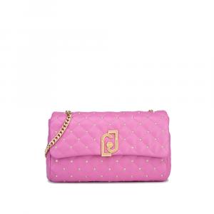 M CROSSBODY - Lj Bag - colore Pink bubble - LIU JO