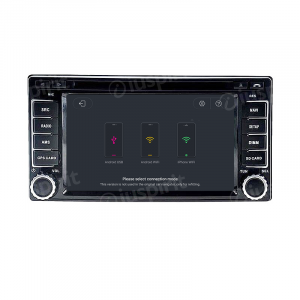 ANDROID 9.0 autoradio 2 DIN navigatore per Subaru Forester Subaru Impreza 2008-2011 GPS DVD USB SD WI-FI Bluetooth Mirrorlink
