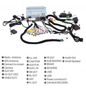 ANDROID 10 autoradio navigatore per Opel Insignia 2013-2016 Buick Regal Vauxhall Insignia GPS DVD WI-FI Bluetooth MirrorLink