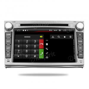 ANDROID 9.0 autoradio 2 DIN navigatore per Subaru Outback Subaru Legacy 2008-2013 GPS DVD USB SD WI-FI Bluetooth Mirrorlink