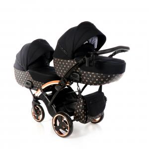 Tako Baby - Sistema modulare gemellare - Laret Imperial Duo Slim - 04