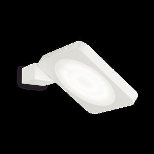 Faretto flap ( circolare e quadrato )