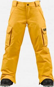 Pantaloni Snowboard Burton KIDS Exile Cargo Pant