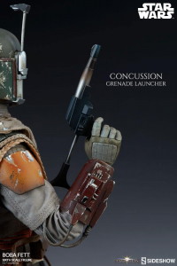 Star Wars Mythos Action Figure 1/6: BOBA FETT by Sideshow
