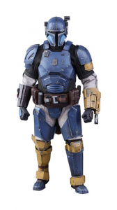 *PREORDER* Star Wars The Mandalorian Action Figure 1/6 - Heavy Infantry Mandalorian by Hot Toys