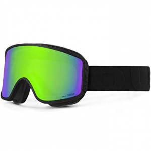 Maschera Snowboard Out Of Shift Black