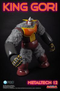 Metaltech 12: King Gori UFO Robot Grendizer