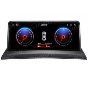 ANDROID 10.25 pollici navigatore per BMW X3 E83 2004-2009 Senza il monitor della fabbrica GPS WI-FI Bluetooth MirrorLink