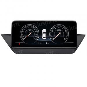 ANDROID 9.0 navigatore per  BMW X1 E84 2009-2015 con schermo originale, Sistema originale CIC 10.25 pollici WI-FI GPS 4G LTE Bluetooth MirrorLink
