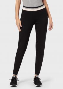 Pantaloni donna ARMANI EA7 in felpa