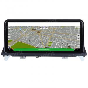 ANDROID 9.0 navigatore per BMW X5 E70, BMW X6 E71 2007-2010 Sistema originale CCC 10.25 pollici WI-FI GPS 4G LTE Bluetooth MirrorLink