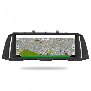 ANDROID 10 navigatore per BMW Serie 5 F10, F11 2011-2012 Sistema originale CIC 10.25 pollici WI-FI GPS 4G LTE Bluetooth MirrorLink 4GB RAM 64GB ROM