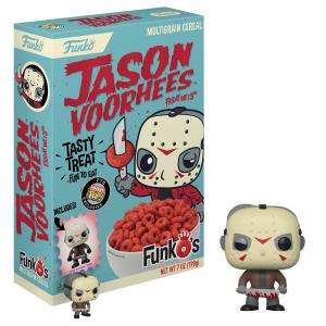 Funko Mini: FREDDY + JASON from Funko's Cereal